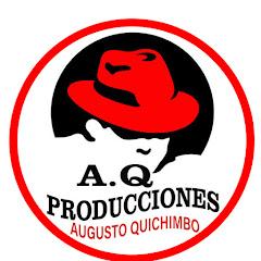 AUGUSTO QUICHIMBO