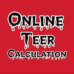 Online Teer Calculation