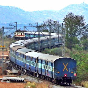 Indian Train Spotter