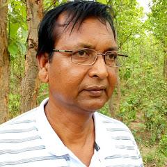Nilkanta Halder, The Indian Gardener