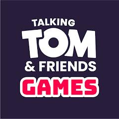 Talking Tom & Friends Games