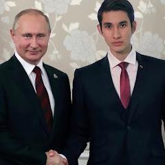 Сын Президента Тимур