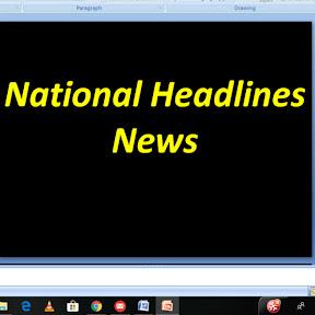 National Headlines News