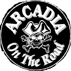 CAMPER ARCADIA ON THE ROAD