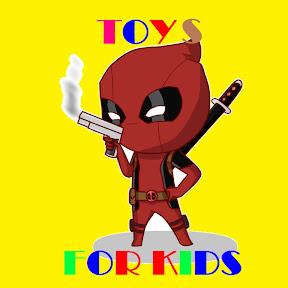 Toys For kidsTV