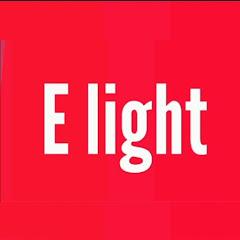 E light