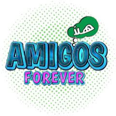 AMIGOS FOREVER! Arabic