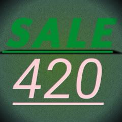 SALE 420