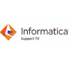 Informatica Support