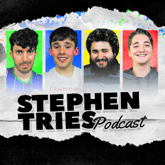 Stephen Tries Podcast