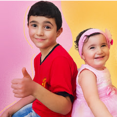 Celina and Hasouna Toys