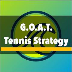 G.O.A.T tennis strategy