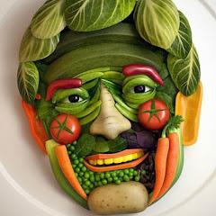 الطعام فن - Food is art