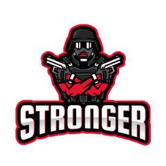 STRONGER FF