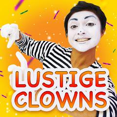 Lustige Clowns
