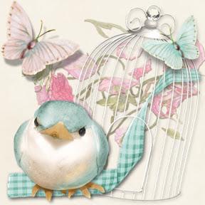 HappyBird's Glitter Nest