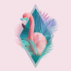 Stray Flamingo