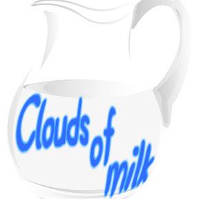 Clouds of milk