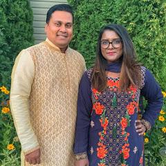 Bangladeshi Canadian Couple