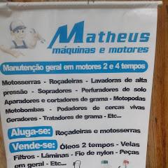 Matheus máquinas e motores