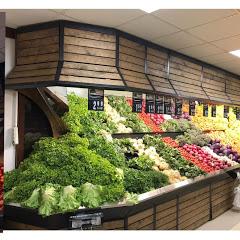 Manav Reyonu & Obst und Gemüse Regale