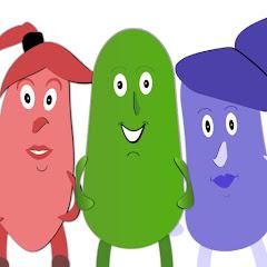 Green Bean's Music - Children's Channel