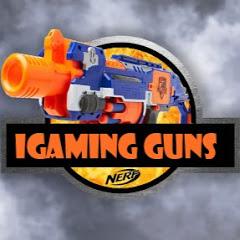 iGAMING Nerf Gun