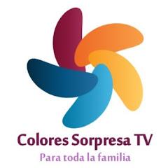 Colores Sorpresa TV[Aprende los colores]