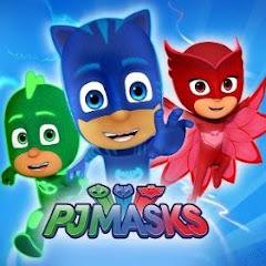 PJ Masks - Heroes en Pijamas - Dibujos Animados
