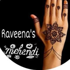 Raveena's Mehndi