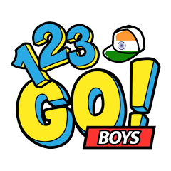 123 GO! BOYS Hindi