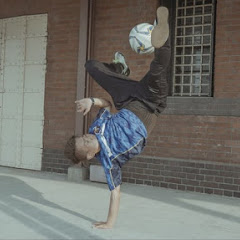 Freestyle Footballer TOMMY