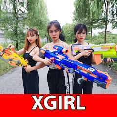 Xgirl Nerf Guns