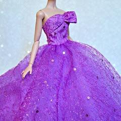 Barbie Doll Dresses