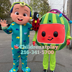 Children At Play Costume Character's