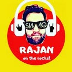 Rajan on the Rocks