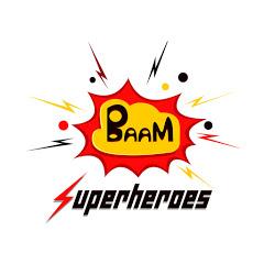 BAAM Superheroes