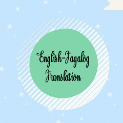 English-Tagalog Translation