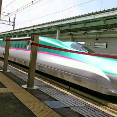 鉄道だっちゃ! It's railway!