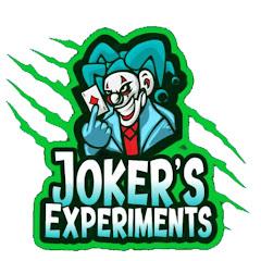 Joker's Experiment