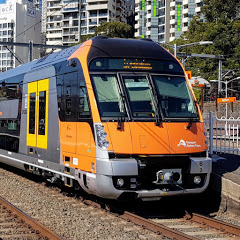 Sydney Trains Vlogs