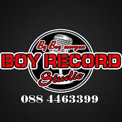 BOY RECORD CHANNEL