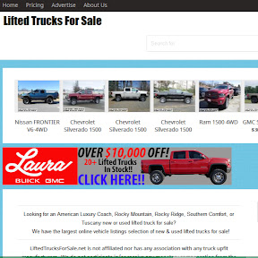 Lifted Trucks & Jeeps For Sale