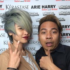 RYAN SUPARNO HAIRDRESSER TOP INDONESIA