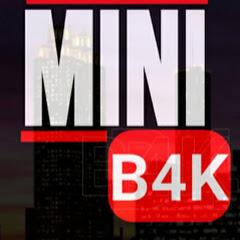 MINI B4K