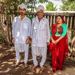 Indian Village Life Gujarat