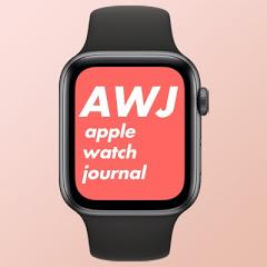 Apple Watch Journal