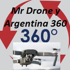 Mr Drone y Argentina 360