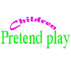Children Pretend Play