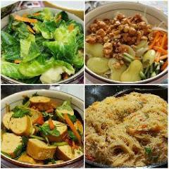 Cuisine Taiwan 蔬房菜 Vegetarian / Vegan